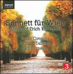Sonnett fnr Wien: Songs of Erich Korngold