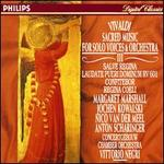 Vivaldi: Sacred Music for Solo Voices & Orchestra III / Negri