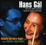 Hans G�l: Violin Sonatas; Suite for Violin and Piano