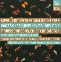 Dvorak: Requiem; Symphony No. 8 - Klaus Florian Vogt (tenor); Krassimira Stoyanova (soprano); Mihoko Fujimura (alto); Thomas Quasthoff (bass);...
