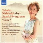 Takako Nishizaki Plays Suzuki Evergreens, Vol. 7