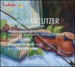 Rodolphe Kreutzer: Violin Concertos Nos. 9 & 13