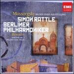 Mussorgsky: Bilder einer Ausstellun; Borodin: Sinfonie Nr. 2; Polowetzer TSnze - Berlin Philharmonic Orchestra; Berlin Philharmonic Orchestra; Simon Rattle (conductor)