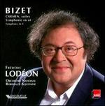 Bizet: Carmen, Suites; Symphony in C