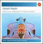 Joseph Haydn: Cello Concertos; Sinfonia concertante
