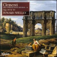 Clementi: The Complete Piano Sonatas, Vol. 6 - Howard Shelley (piano)