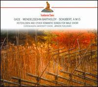 Reiterleben and Other Romantic Songs for Male Choir - Anne �land (piano); Henning Hansen (horn); Jette Arnholtz (horn); Leif Lind (horn); Niels J�rgen Riis (tenor);...