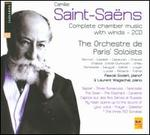 Saint-Sadns: Complete Chamber Music with Winds