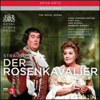 Strauss: Der Rosenkavalier - Alan Opie (vocals); Alison Rayner (vocals); Ann Murray (vocals); Anna Tomowa-Sintow (vocals); Barbara Bonney (vocals);...