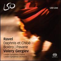 Ravel: Daphnis et Chlo�; Bol�ro; Pavane -