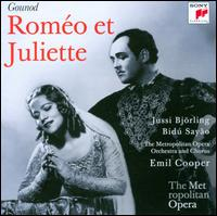 Gounod: Rom�o et Juliette - Anthony Marlowe (vocals); Bidu Sayao (vocals); Claramae Turner (vocals); George Cehanovsky (vocals); John Brownlee (vocals);...