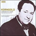 Korngold: Symphony in F sharp