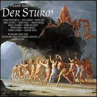 Martin: Der Sturm - Andr� Morsch (baritone); Andreas Macco (bass); Christine Buffle (soprano); Dennis Wilgenhof (bass);...