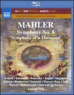 New G. Mahler-Symphony No. 8 (Blu-Ray)