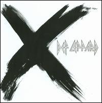 X [Japan Bonus Tracks] - Def Leppard