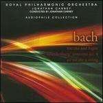 J.S. Bach: Toccata and Fugue; Brandenburg Concerto No. 4; Air on the G String