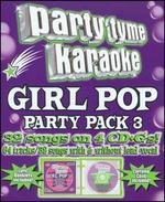 Party Tyme Karaoke-Girl Pop Party Pack 3 (32+32-Song Party Pack) [4 Cd]