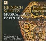 Heinrich Sch?tz: Musicalische Exequien