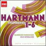 Hartmann: Symphonies Nos. 1-6
