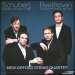 Schubert: Quartet in G major, D. 887; Beethoven: Quartet in F major, Op. 135
