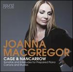 Joanna MacGregor plays Cage & Nancarrow