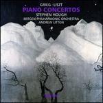 Grieg: Piano Concerto in a Minor; Liszt: Piano Concertos Nos.1 & 2