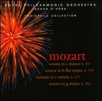 Mozart: Sonatas; Fantasie - Ronan O'Hora (piano)