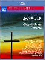 Janacek: Glagolitic Mass (Blu Ray Audio)