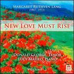 New Love Must Rise Vol. 2
