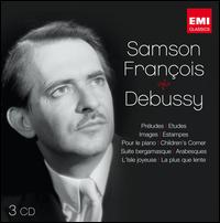Samson Fran�ois Plays Debussy - Samson Fran�ois (piano)
