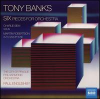 Tony Banks: Six Pieces for Orchestra - Charlie Siem (violin); Martin Robertson (sax); City of Prague Philharmonic Orchestra; Paul Englishby (conductor)