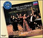 Sutherland, Horne, Pavarotti: Live From Lincoln Center