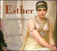 Handel: Esther [First Reconstructable Version, 1720] - Ashley Turnell (vocals); Electra Lochhead (vocals); James Gilchrist (vocals); Matthew Brook (vocals);...