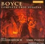 Boyce: Complete Trio Sonatas