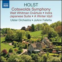 Holst: Cotswolds Symphony - Ulster Orchestra; JoAnn Falletta (conductor)