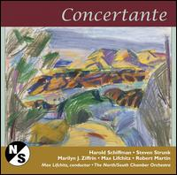 Concertante - North/South Chamber Orchestra; Max Lifchitz (conductor)