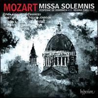 Mozart: Missa Solemnis; Vesperae de Dominica; Regina Caeli - David Wilson-Johnson (baritone); James Oxley (tenor); Lina Markeby (mezzo-soprano); Lynda Russell (soprano);...