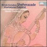 Nicolai Rimsky-Korsakov: Sheherazade; Aram Khachaturian: Gayane
