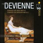 Frantois Devienne: Sonatas for oboe & b.c.; Sonatas for bassoon & b.c.