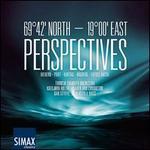 Perspectives: PSrt, Lutoslawski, Kurtag, Webern, Hogberg