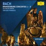 Bach, J.S. : Brandenburg Concertos Nos.1-3 (Virtuoso Series)
