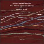 Bach: Das wohltemperierte Clavier - Andr�s Schiff (piano)