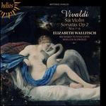 Vivaldi: Six Violin Sonatas, Op. 2, Nos. 1-6