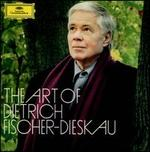 The Art of Dietrich Fischer-Dieskau [2 Cd]
