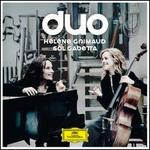 Duo - HTlFne Grimaud (piano); Sol Gabetta (cello)