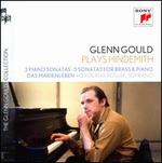 Glenn Gould Plays Hindemith: 3 Piano Sonatas; 5 Sonatas for Brass and Piano; Das Marienleben