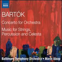 Bart�k: Concerto for Orchestra - Baltimore Symphony Orchestra; Marin Alsop (conductor)