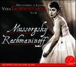 Discovering a Legend: Vera Gornostaeva, Vol. 2: Mussorgsky, Rachmaninoff