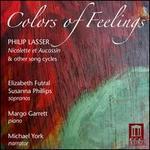 Philip Lasser: Colors of Feelings