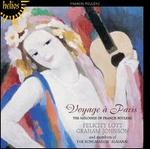 Voyage a Paris: The MTlodies of Francis Poulenc
